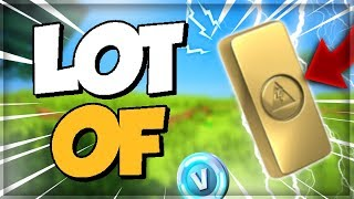 FORTNITE: TUTO HOW TO A LOT OF SAISON GOLD! on Fortnite Save the World