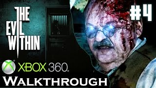 The Evil Within Walkthrough XBOX 360 / PS3 (Chapter 4: The Patient)