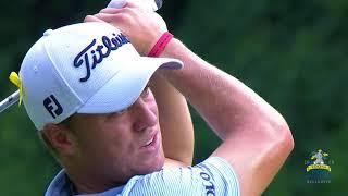 Justin Thomas' final round highlights in the 2018 PGA Championship