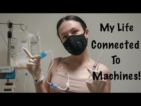 ♡ My Evening Routine with Chronic Illness! | Amy Lee Fisher ♡