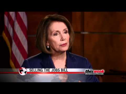 Interview with Nancy Pelosi