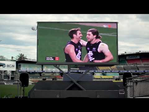 Electronic Signage Australia Video