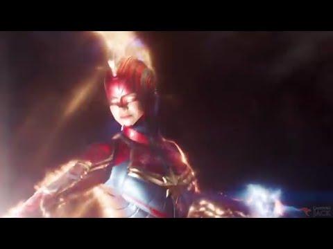 🚨BOMBA!! Thanos na Cena Pos-Credito de Capitã Marvel