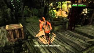 """Uncharted 2 Chapter 3 """"Borneo"""" Speedrun (1st Run)"""