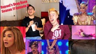 Rupaul's Drag Race Season 11 episode 6 Reaction + UNTUCKED!