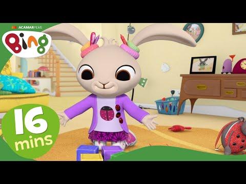 Bing - Meet Coco | Compilation | Cartoons For Kids | Bing Bunny