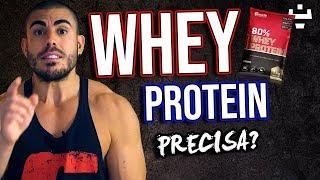 Tudo sobre Whey Protein