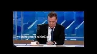 Alien invasion confirmed by Russian PM (English Subs)