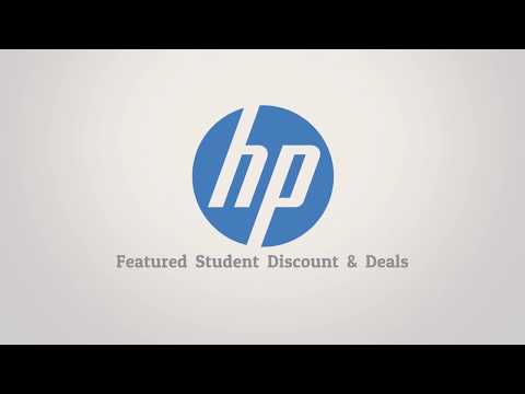 HP Featured Student Discounts & Deals