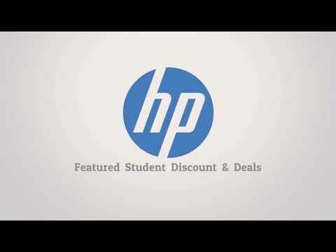HP Featured Student Discounts & Deals