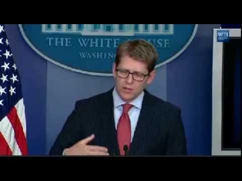Carney Dodges on CIA Benghazi Witness Intimidation