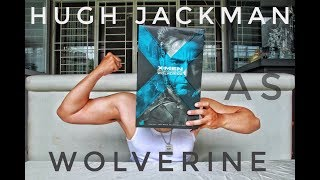 UNBOXING HOTTOYS WOLVERINE !!! RIP LOGAN !!! TRIBUTE FOR HUGH JACKMAN
