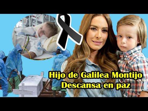 🌹¡ÚLTIMA HORA! Descansa En Paz, Triste Noticia Sobre El Hijo De Galilea Montijo HOY 2021