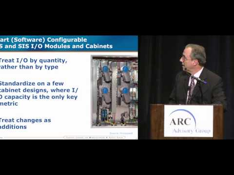 Integrated Control and Safety Systems - ARC's Harry Forbes @ ARC Industry Forum 2014