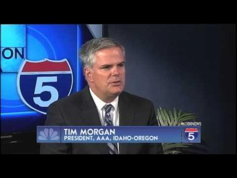 Tim Morgan - President, AAA, Idaho-Oregon