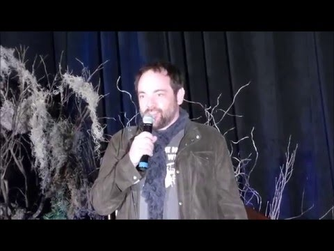 DCCON 2016 Mark Sheppard Full Panel