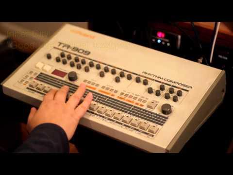 Ten classic Roland TR-909 patterns