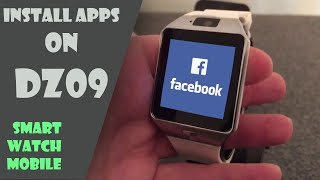DZ09 : Installing Apps and Games on Mobile Watch