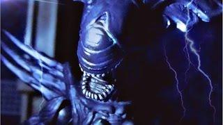Aliens - Mega Bloks Stopmotion