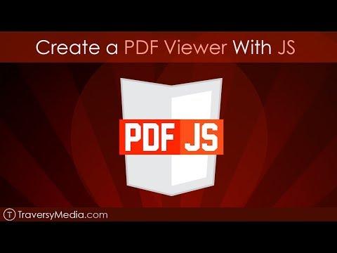 Create A Custom PDF Viewer With JavaScript