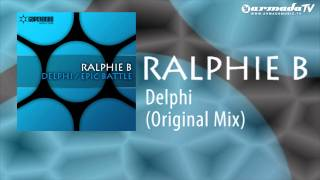 Ralphie B - Delphi (Original Mix)