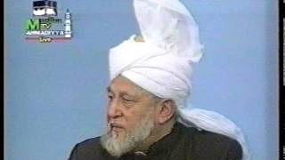 Urdu Khutba Juma on December 3, 1993 by Hazrat Mirza Tahir Ahmad