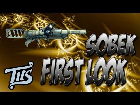 Warframe ♠ Update 9 - Sobek First Look - Sobek or Hek - Weapon Breakdown Against all Factions