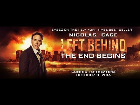 Left Behind Movie - Official Teaser Trailer