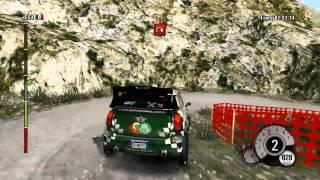 WRC 3 - Rally Guanajuato Mexico Track