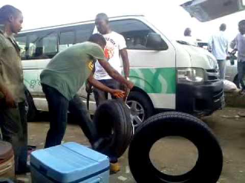 HARD LABOUR IN NIGERIA