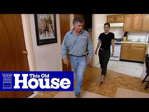 How to Install Vinyl Flooring - This Old House