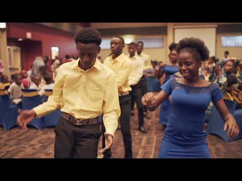 african-wedding-|-best-entrance-ever-2019