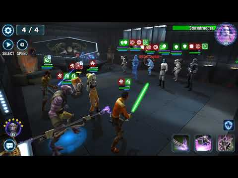 SWGoh - How to Beat Thrawn Event - The Strategy
