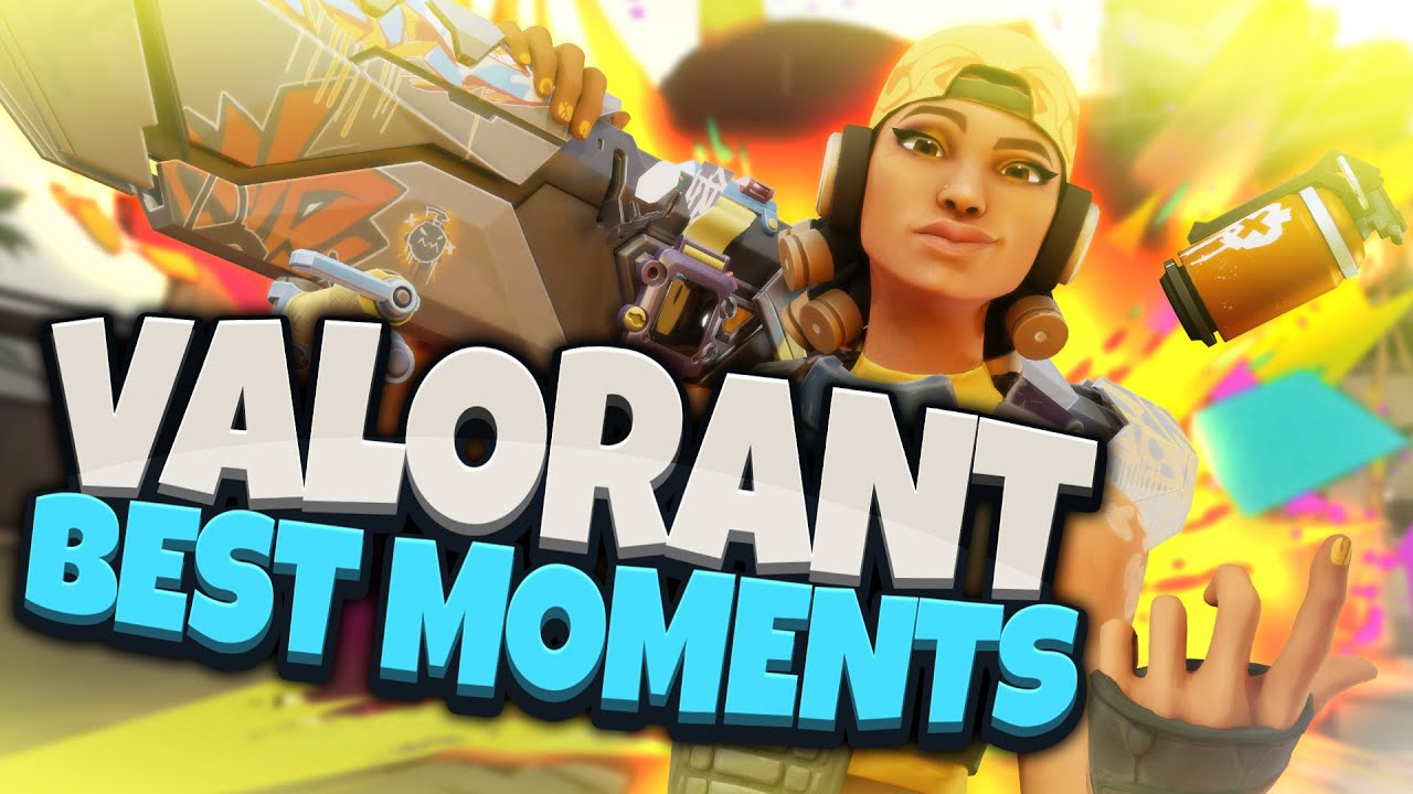 Valorant Best Moments (Global)