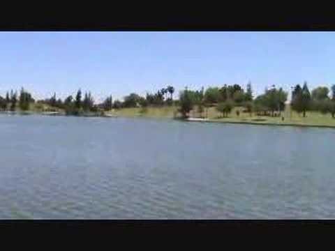 a visit to the Kiwanis park in Tempe Arizona