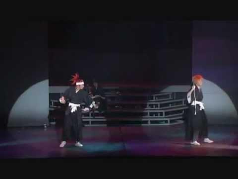 [Rock Musical Bleach 2011] Ichigo & Renji
