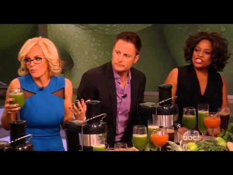 JackLaLanne's Power Juicer Express on The View