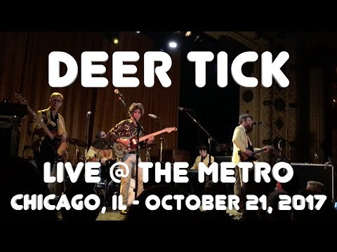 Deer Tick - Live at The Metro, Chicago, IL (10-21-2017)