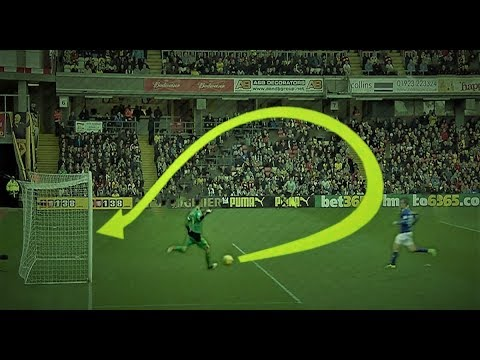 Top 20 Unexpected Goals In Football - YouTube