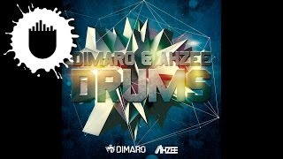 DIMARO & Ahzee - Drums (Cover Art)