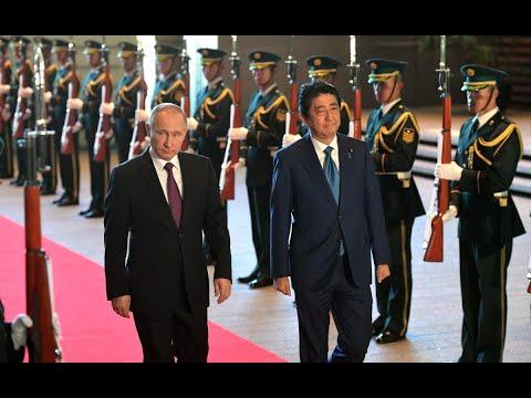 بوتين يستقبل آبي وسط تصاعد الخلاف حول جزر الكوريل  - نشر قبل 3 ساعة