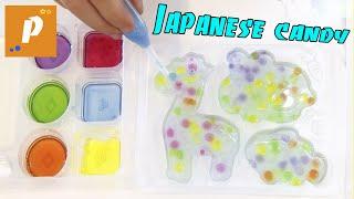 DIY Японские сладости  - Popin Cookin! Oekaki Candy Land japanese candy kits