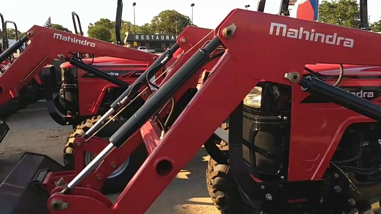 hight resolution of mahindra 4500 series