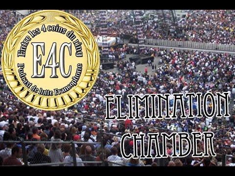 Ep.08 - Prédictions d'Elimination Chamber 2015