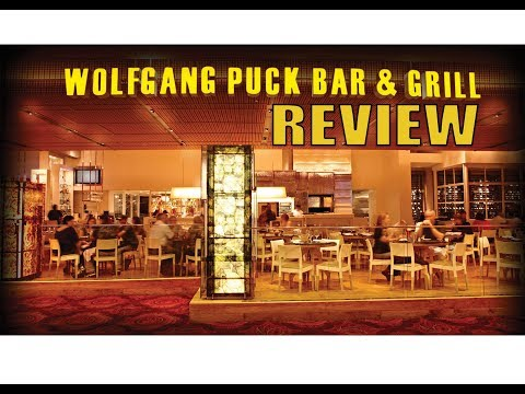 WOLFGANG PUCK BAR & GRILL IN MGM GRAND//CHICKEN WINGS