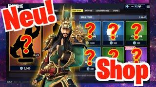 GUAN YU skin in SHOP!😧😆| Fortnite Battle Royale | English |2 December | Shop Update