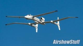 Scaled Composites Proteus - EAA AirVenture Oshkosh 2017