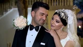 Aparıcı Murad Əzimzade dayısı qızı ilə evləndii. Toyun ÖZƏL görüntüləri