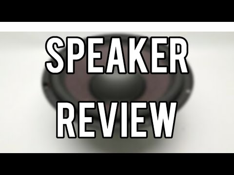 Klipsch K-1071-K Woofer (Speaker Review)