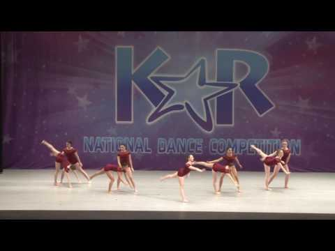Best Contemporary // WHISPERING WINDS - Revolution Dance Factory [San Jose, CA]